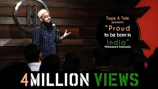 Proud To Be Born In India - Mohammed Sadriwala | Kahaaniya - Storytelling Open Mic by Tape A Tale thumbnail
