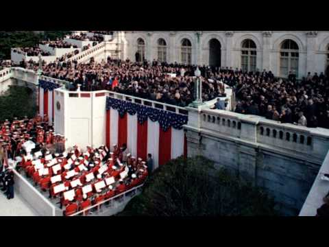 Ben Sasse: The Inauguration that Shocked the World
