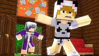 Minecraft: OUTRA VIDA #64 - A AVÓ DOIDA APARECEU!