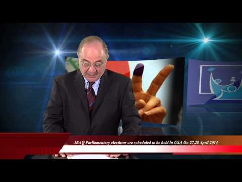 2014 Iraqi Parliamentary Election Information  ( USA )