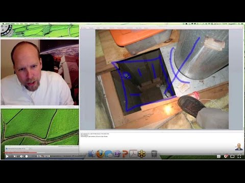 How to Inspect for Air Leakage in a Home