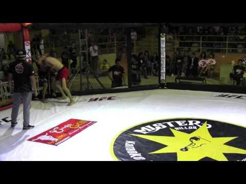 YFC 3 - Andres Delgado Nesh VS Roger Jaramillo