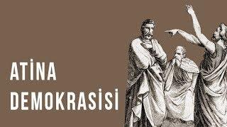 Atina Demokrasisi (Antik Yunan Tarihine Giriş 16)