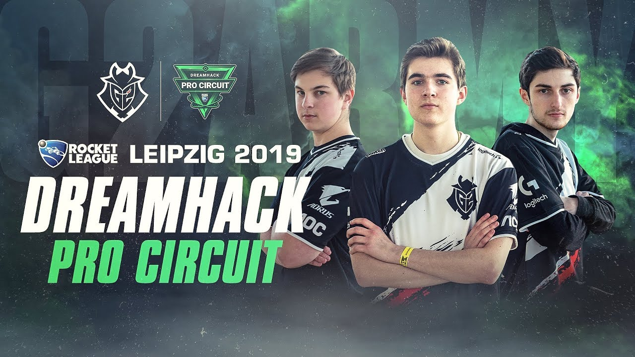 Dreamhack Leipzig Rocket League