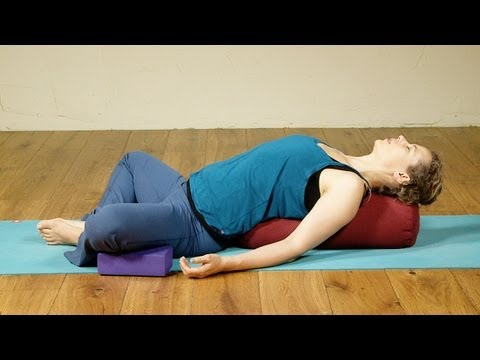 Restorative Yoga Poses to Relax - Yoga Vacation
