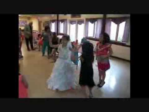 Mikayla's 1st Holy Communion Day & Big Party: Photos Then Video (Fun But Long!) *5/2013*