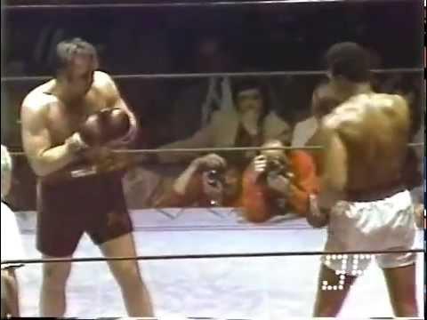 Muhammad Ali vs George Chuvalo (II) 1972-05-01