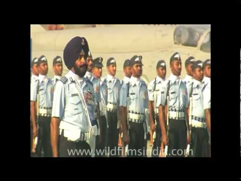 IAF celebrates Air Force Day
