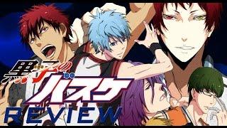 Kuroko No Basuke / Anime Review