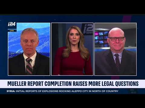 "i24's ""Clearcut"" with Michelle Makori, Mar 27, 2019: Barr & the Mueller report, Trump vs Obamacare"