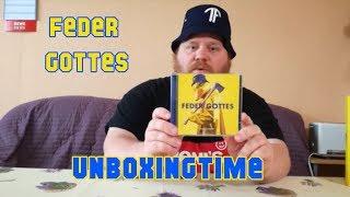 EnteTainment  Feder Gottes (Limited Fan Box) Unboxing