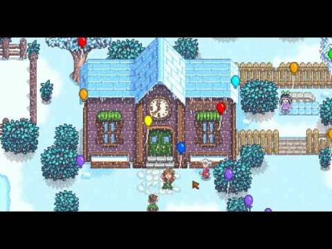 Stardew Valley: Finishing the Community Center Bundles