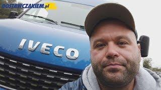Iveco Daily 2019 – pierwsze jazdy testowe nowymi modelami
