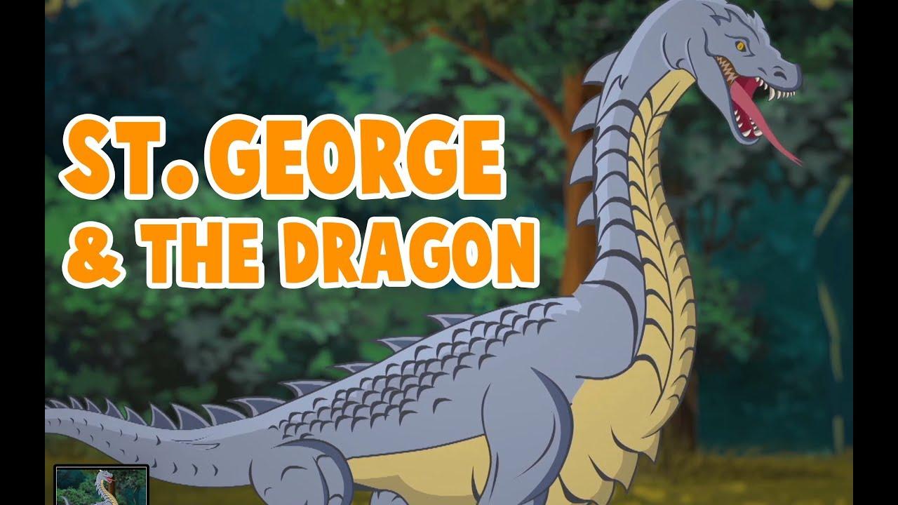 Download Saint George and The Dragon | Story of Saints | Saints Short Stories