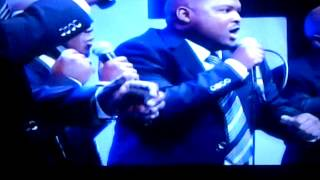 Abanqobi-Wembethe Amandla on Gospel Gold