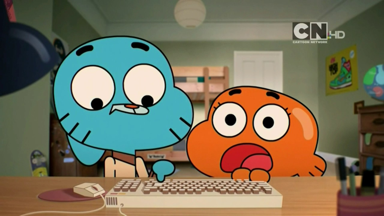 Cartoon Network UK HD The A-May-zing Month Of Gumball ...