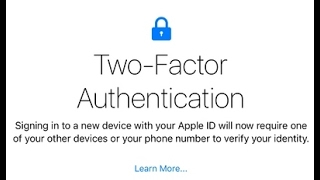 How to generate an app specific password
