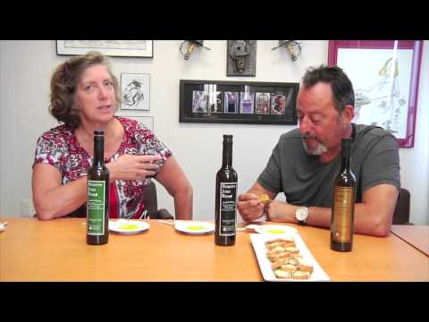 Talking Olive Oil with Jean Reno and Ariane Daguin