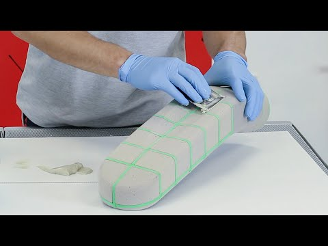 Composite (Fibreglass) Pattern Making Tutorial (Carbon Fibre Airbox Pt.1)
