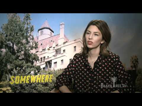 Somewhere Interview w/ Director Sofia Coppola