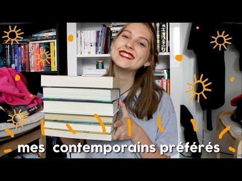 Mes contemporains préférés : des lectures pour l'été