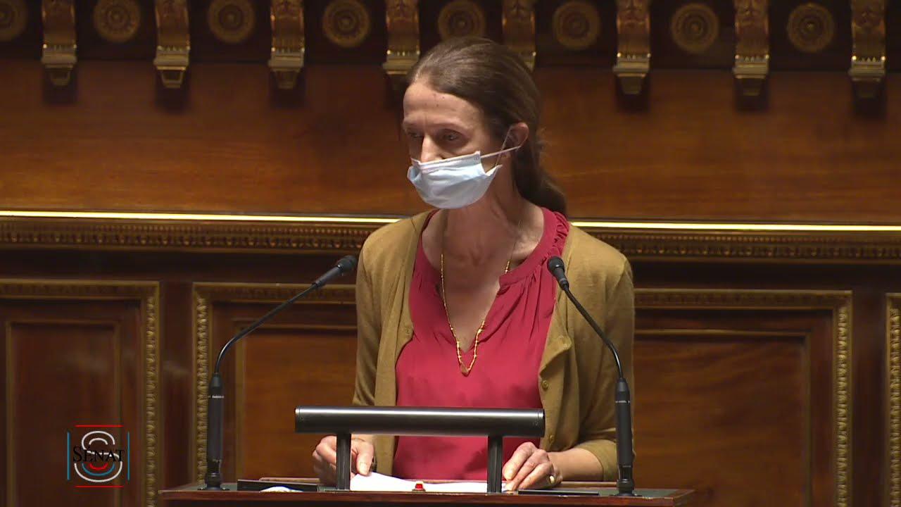 Vanina PAOLI-GAGIN : Débat à la suite du dépôt du rapport annuel de la Cour des Comptes