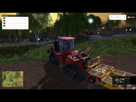 Как сажать деревья в Farming Simulator 2015 (Фермер Симулятор)