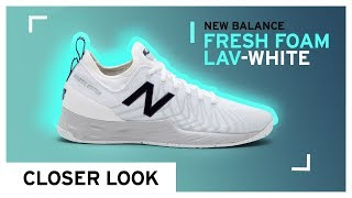 Tennis Footwear Review   New Balance FreshFoam LAV   Exclusive to Pro:Direct Tennis