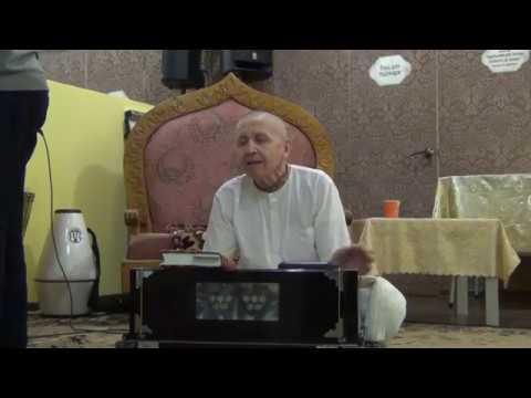 Шримад Бхагаватам 1.3.9-10 - Ачарья Ратна прабху