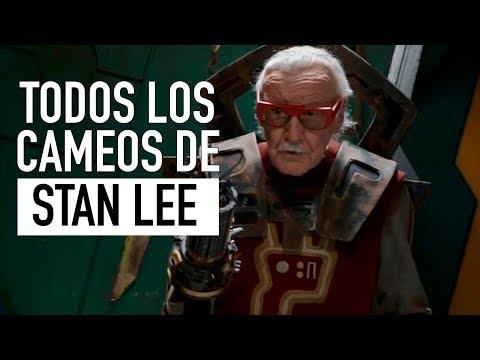 Todos los cameos de Stan Lee (Y los poco conocidos)