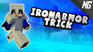 THE IRON ARMOR TRICK ! (Minecraft Eggwars Indonesia)