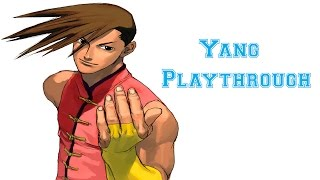 Street Fighter III: 3rd Strike - Yang Playthrough