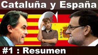 España-Cataluña #1: Una explicación imparcial del deseo de independencia