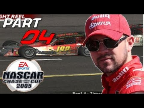 NASCAR 2005 CFTC Career - Part 4 - TWO TRICKY TRIANGLES - 동영상