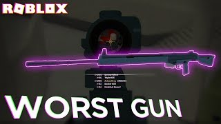 Phantom Forces LITERALLY Added The WORST GUN EVER.. (Roblox)