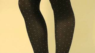 UK Tights - Levante Opaque Punto Weave Tights thumbnail