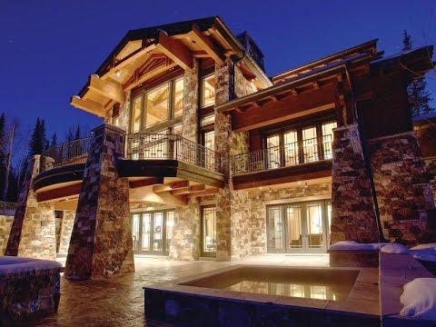 Serene and Sophisticated Residence in Park City, Utah