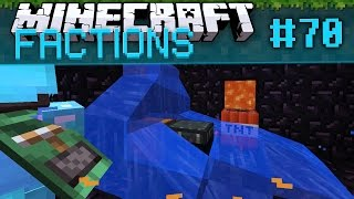 "Minecraft Factions: ""HBomb Raid!"" - Ep 70"