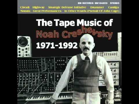 Noah Creshevsky - Strategic Defence Initiative