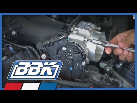 Mustang Throttle Body Install (2011-14) V6 Review