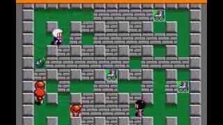 SNES Super Bomberman