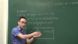 Hoán vị - Chỉnh hợp - Tổ hợp - Thầy Nguyễn Cao Cường Tuyensinh247.com