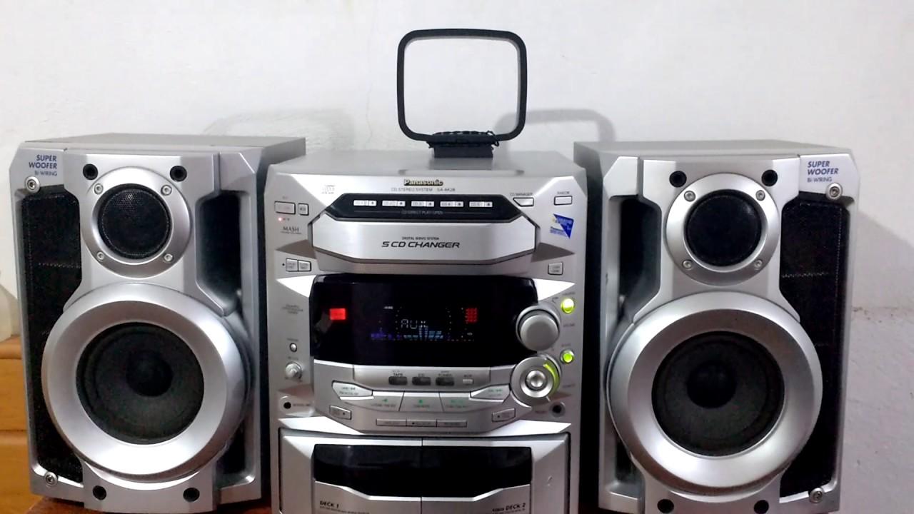 Panasonic Sa-ak28