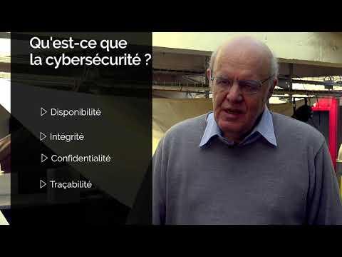 Qu'est ce que  la cybersécurité ? Gérard PÉLIKS Président association  CyberEdu