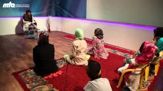 Islamische Kindergeschichten - Hazrat Safia (ra) - Ehefrau des Heiligen Propheten Mohammad (saw)