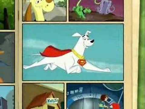 Krypto the Superdog - opening theme, season 2