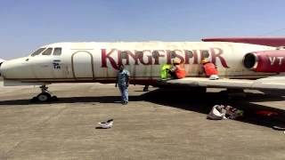 Kingfisher Airlines Relaunched  Fly the Good times