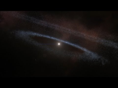 Finding Proof of the Kuiper Belt