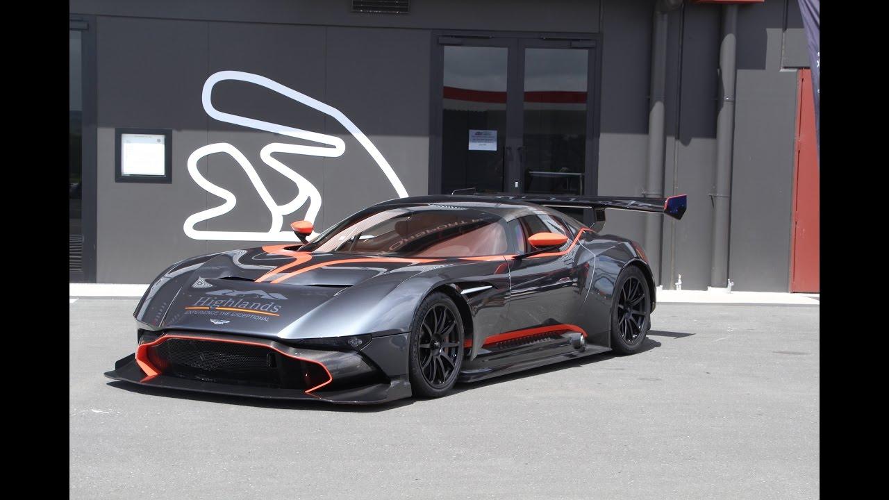 4 3m Aston Martin Vulcan Cold Start And Insane Hot Laps