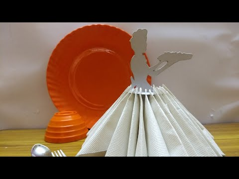 How to make Napkins Holder | Decorative Pics for Dinning | Simple DIY Ideas | Idyllic Galleria